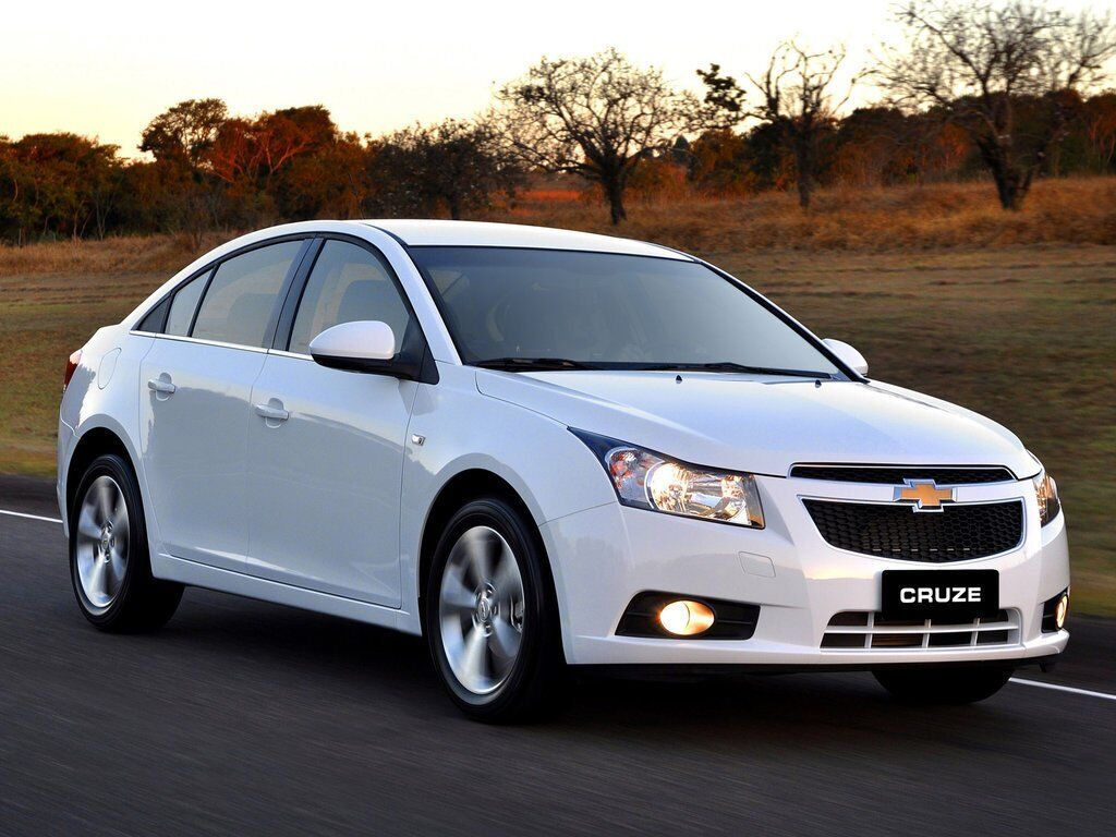 Chevrolet Cruze (1 покоління) - один з автомобілів, які зняли з виробництва