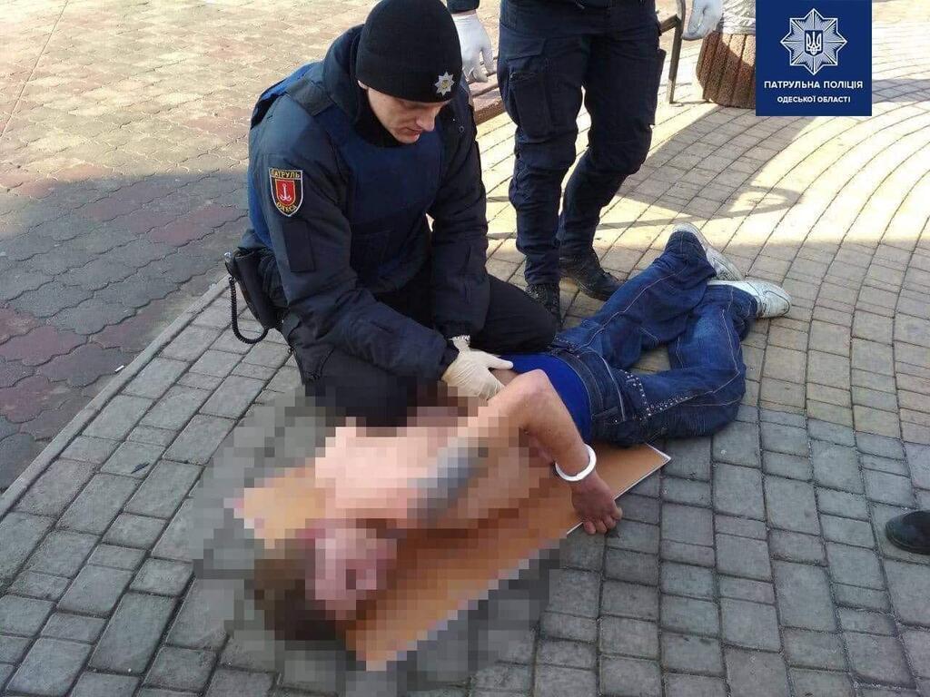 """В Одессе поймали неадекватного """"охотника за приведениями"""""""
