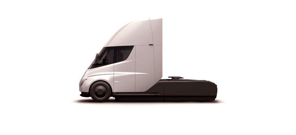 """""""Подготовили к ужасным условиям"""": Tesla рассекретила дату продаж электрического грузовика Semi photo"""