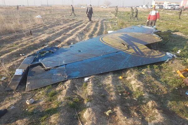 """""""Случайность или теракт?"""" Военный США о сбитом Boeing в Иране"""