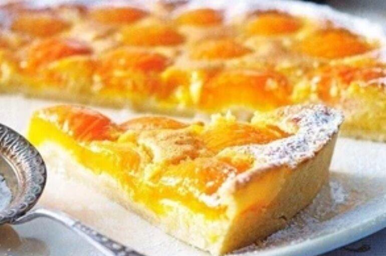 Рецепт самого вкусного пирога с абрикосами