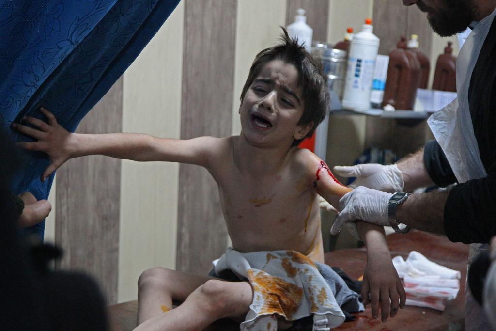 Росія й Асад завдали авіаудару в Сирії: десятки жертв і поранених