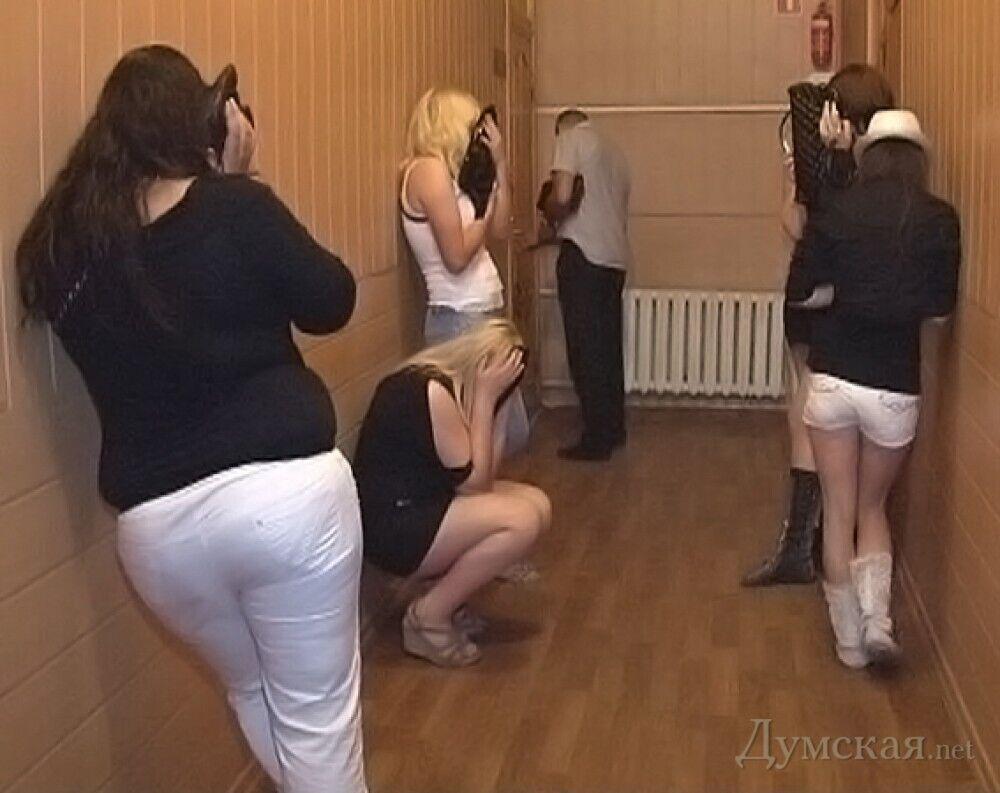 Одесская область оказалась лидером по проституции в Украине
