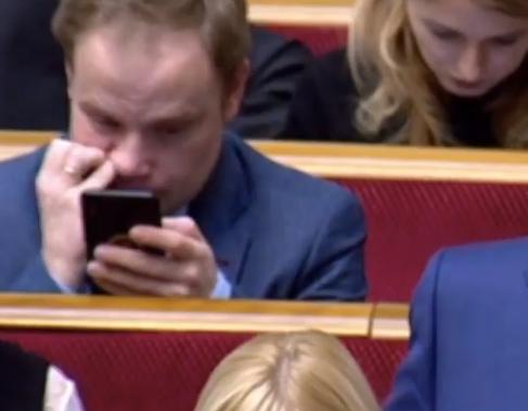 Ярослав Юрчишин у Раді
