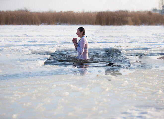 Как не замерзнуть на Крещение: главные правила купания