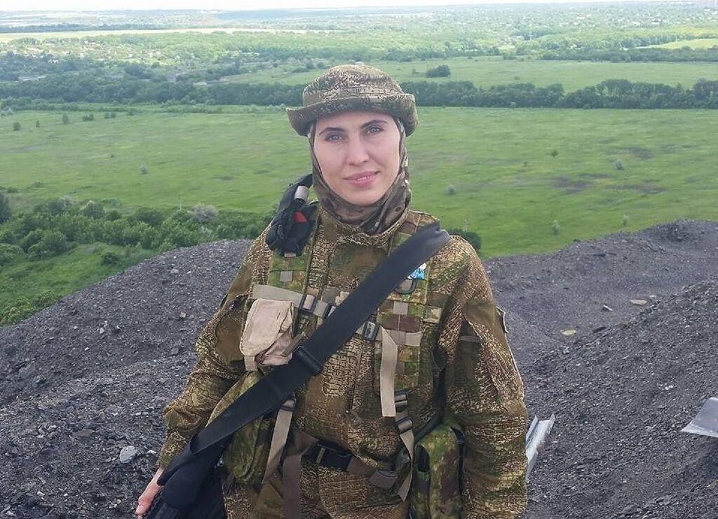 Амина Окуева