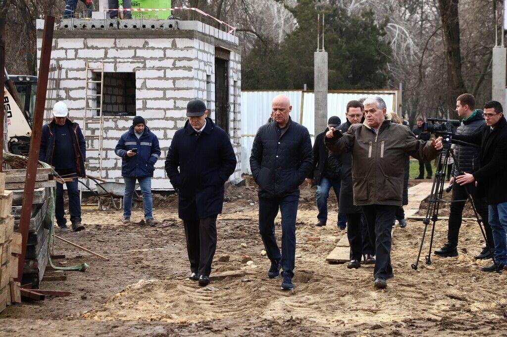 После реконструкции зоопарка вход будет в Преображенском парке