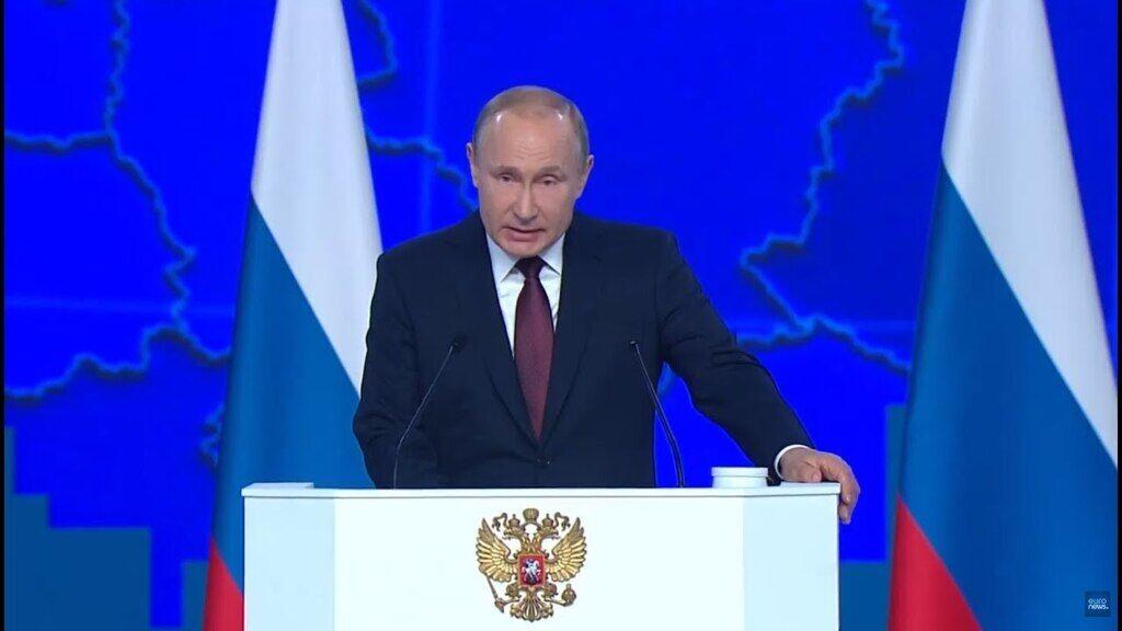 Російська політикиня назвала наступника Путіна