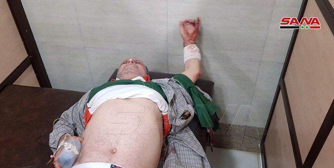 Наслідки удару по Алеппо