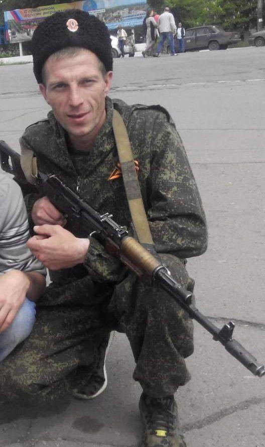 """Террорист Егор Кучеров (""""Грек"""")"""