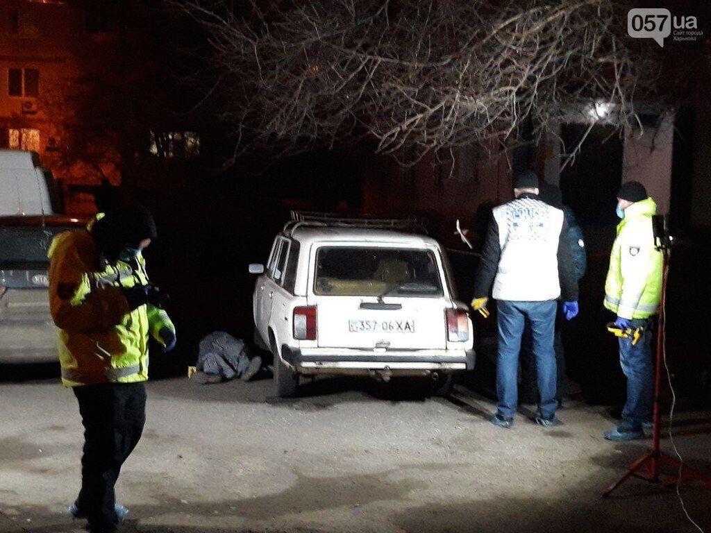 В Харькове посреди улицы киллер застрелил директора похоронного бюро