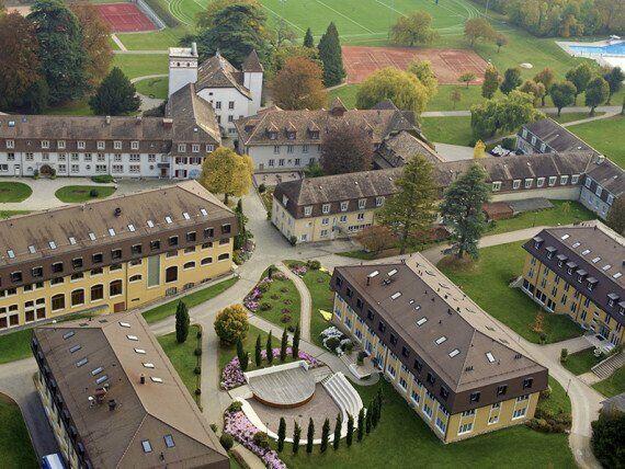 Самая дорогая школа в мире InstitutLe Rosey