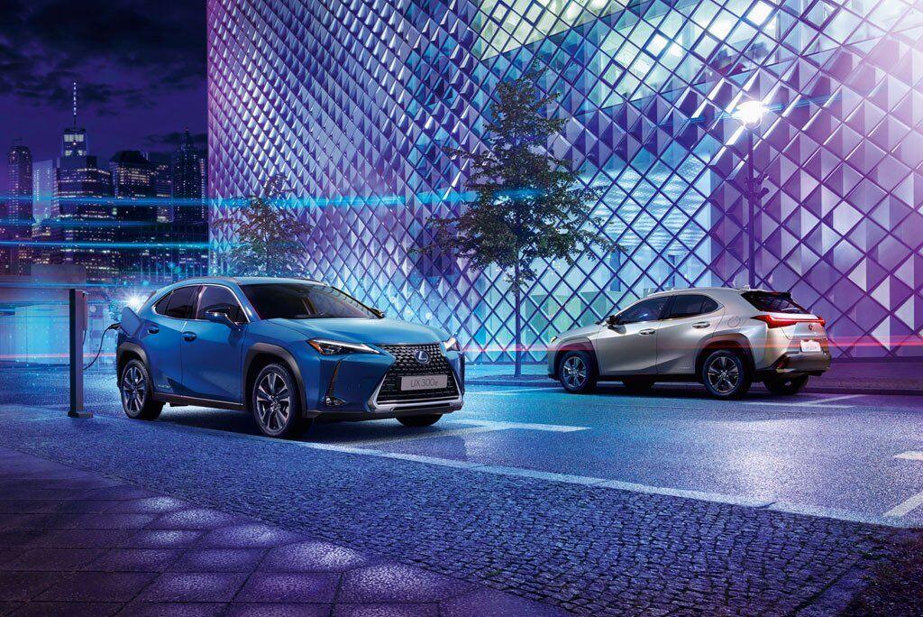 Lexus UX 300e готовится покорять Европу