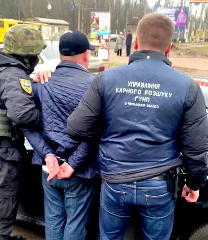 Одного из братьев задержали в Черкассах