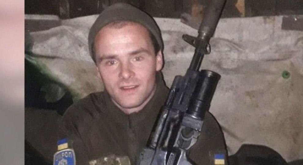 Олексій Кучкін загинув від кулі снайпера 15 січня