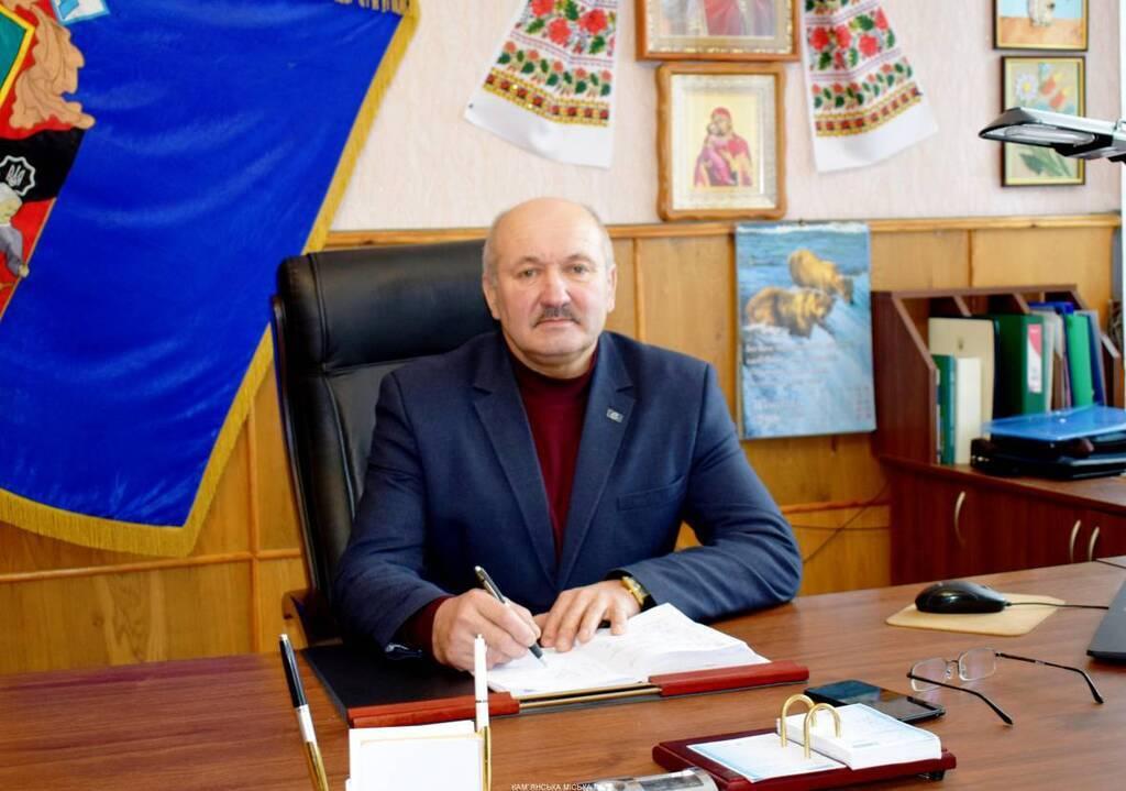 Владимир Тирон – основатель компании, которая ремонтирует дороги в Каменке