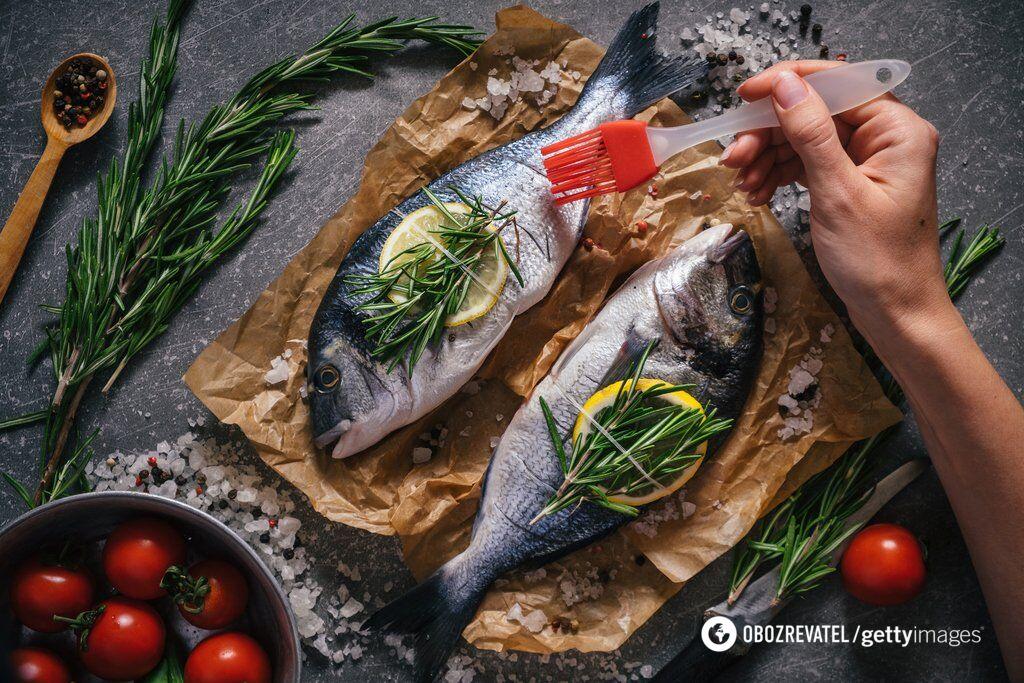 Риба для здорового харчування