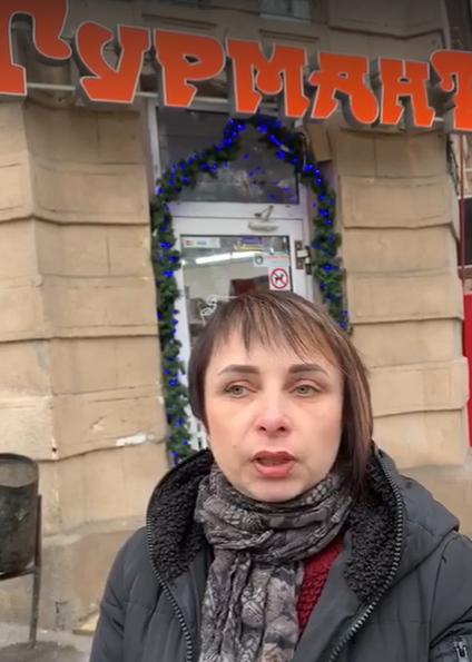 Представительница магазина извинилась за сотрудницу-украинофобку