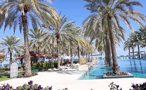 Відпочинок Зеленського в Омані