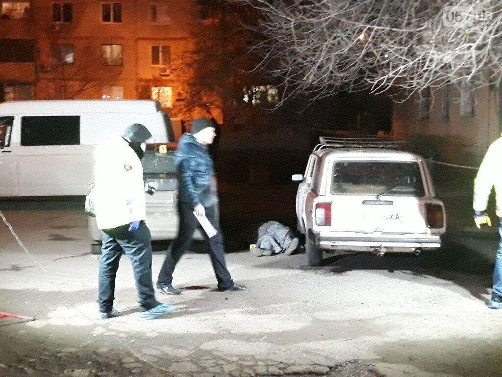 Что известно о застреленном в Харькове директоре кладбища