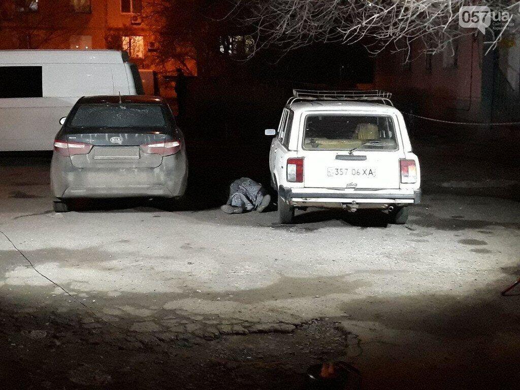 В Харькове убили Виталия Шульгу