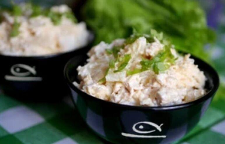 Рецепт приголомшливого оригінального салату