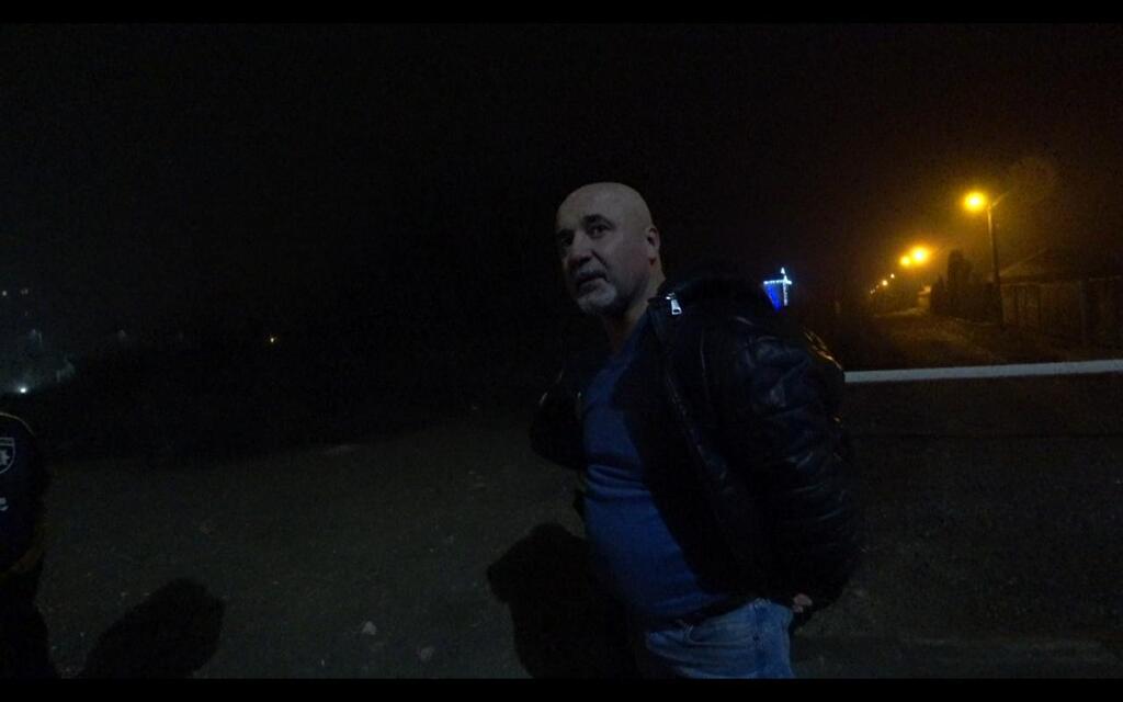 В Киеве задержали бывшего начальника ГАИ Александра Ершова