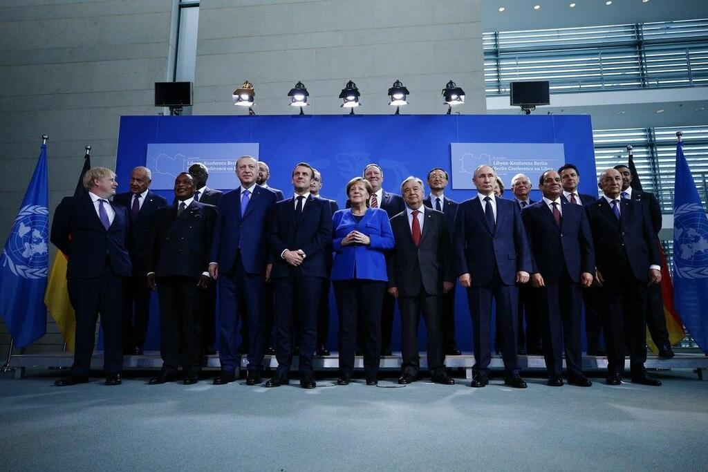 К Меркель приехали Путин, Макрон и Помпео: о чем поговорят