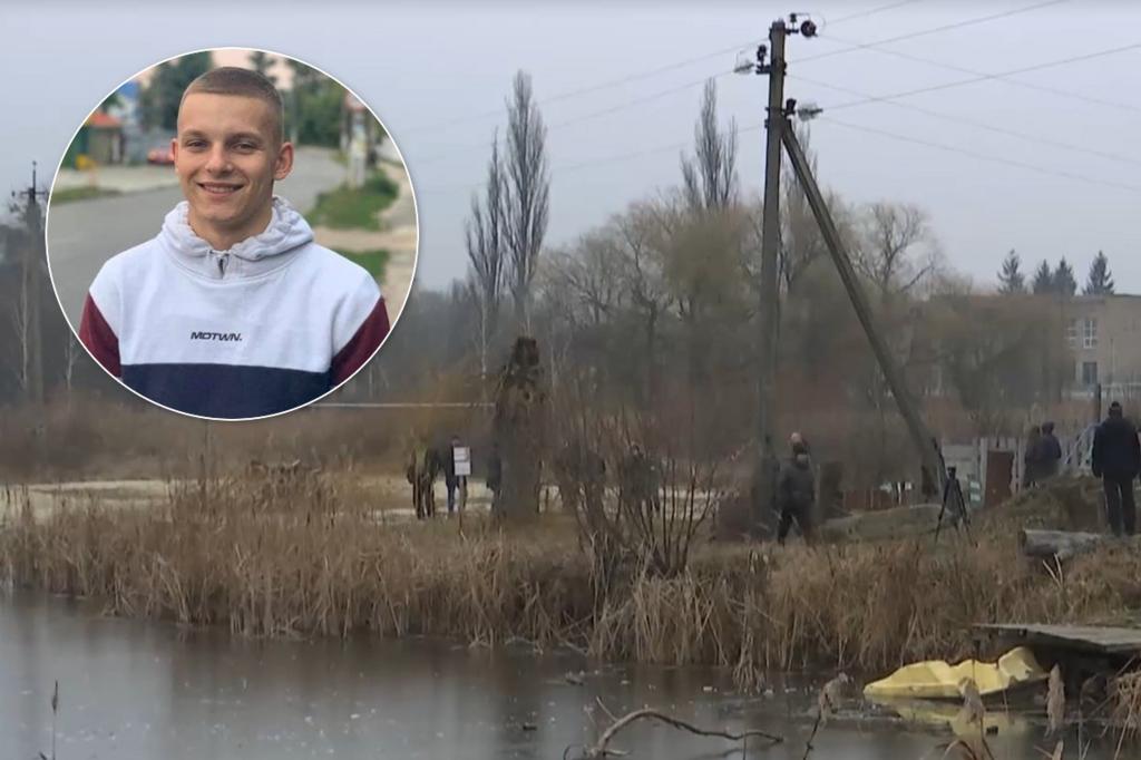Под Киевом нашли труп 16-летнего Павла