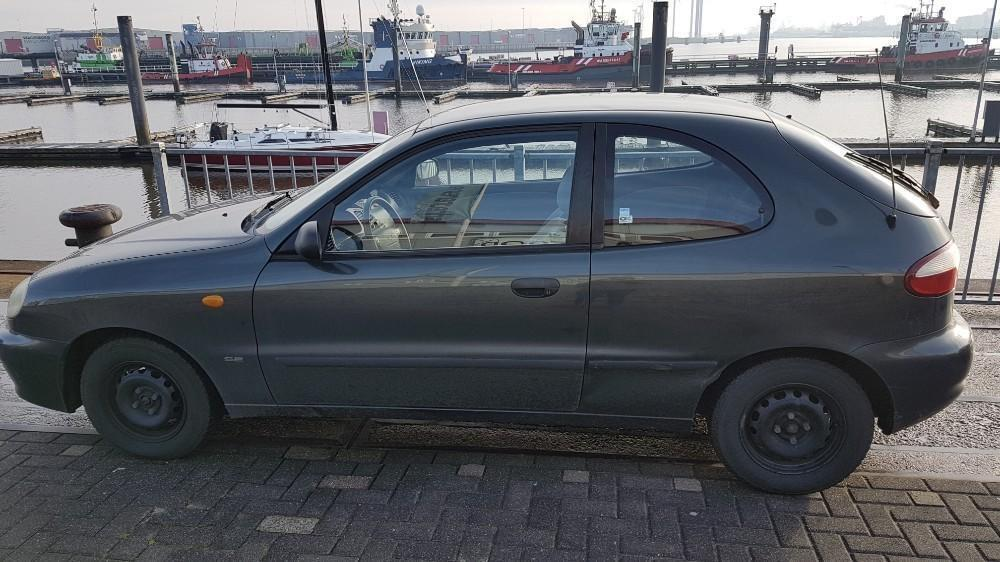 Daewoo Lanos за 350 евро
