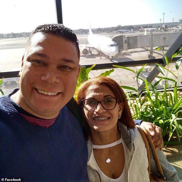 Погибшие муж с женой