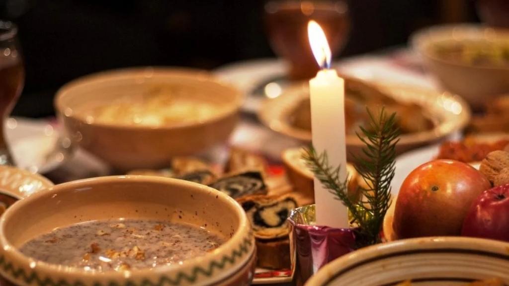 Святвечір 6 січня: які 12 страв потрібно приготувати