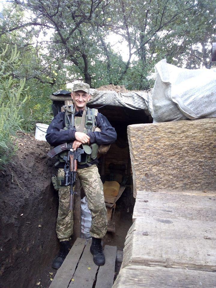 Трагическая гибель на Донбассе: что известно о бойце, который стал первой потерей в 2020-м
