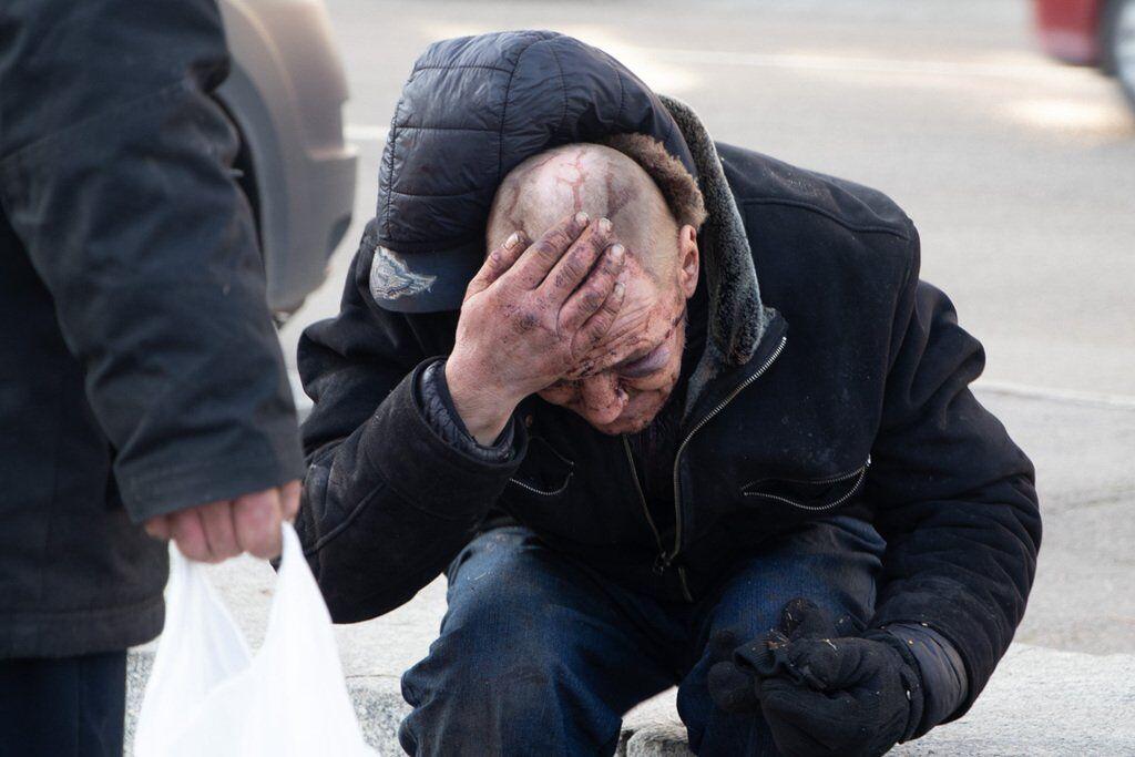 В Днепре подростки жестоко расправились над мужчиной