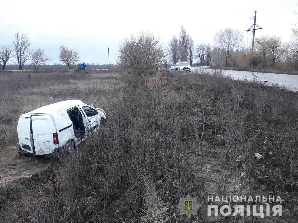 Под Киевом произошло жуткое ДТП с подростками