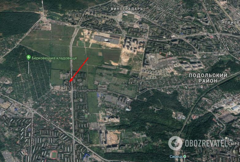 У Подільському районі Києва чоловік напав з ножем на батьків