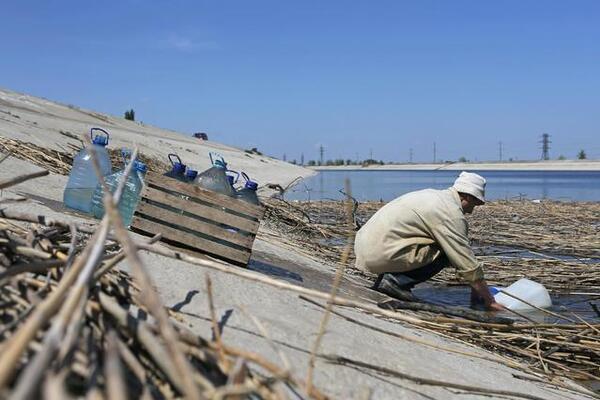 Крыму спрогнозировали большие проблемы с водой