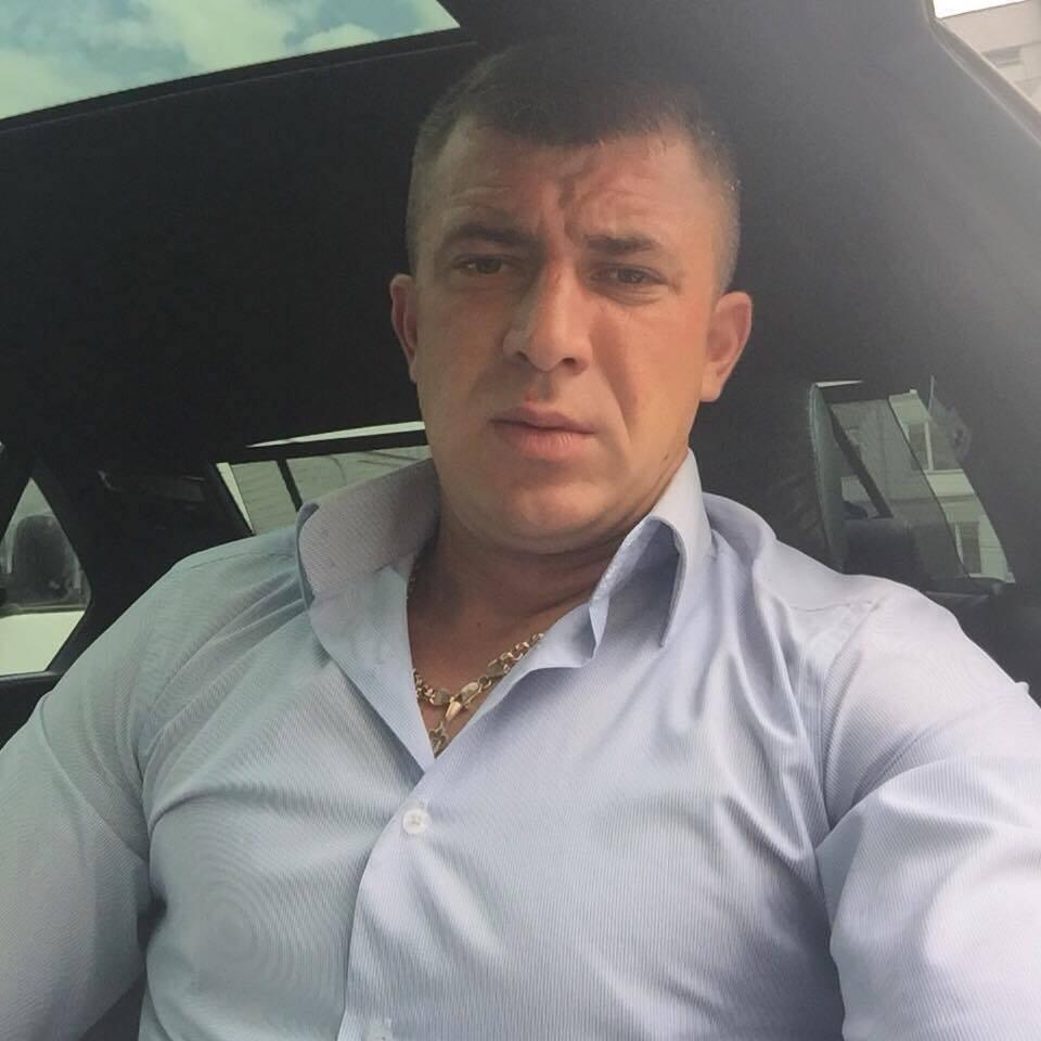 Експолицейський Юрий Буряк также находился в авто на момент аварии