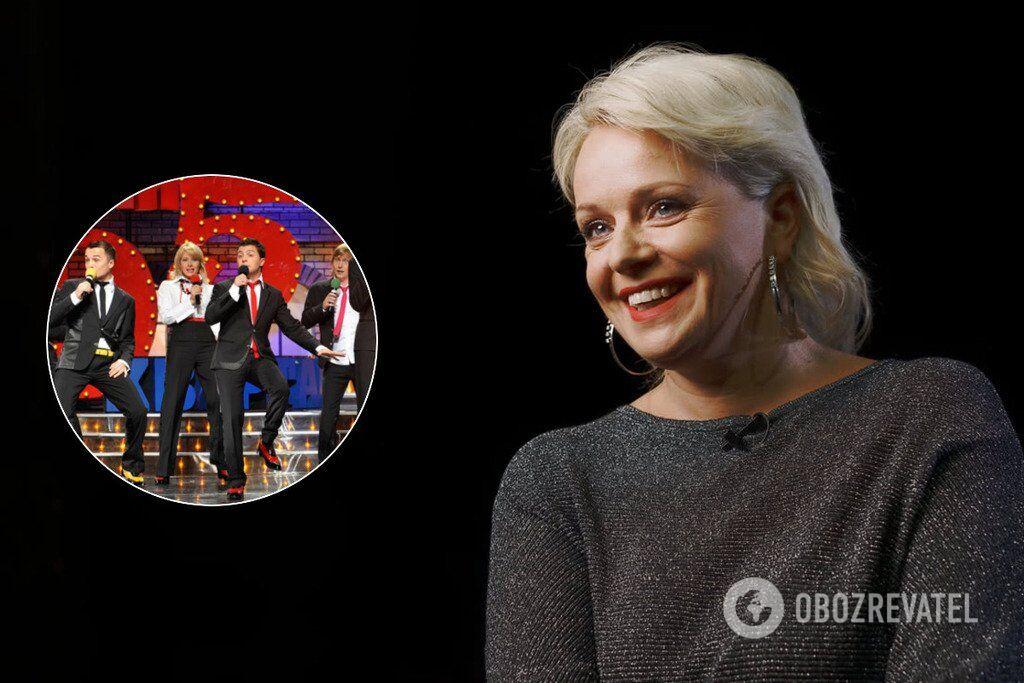 "Українська актриса жорстко пройшлася по гуморі ""Кварталу 95"""