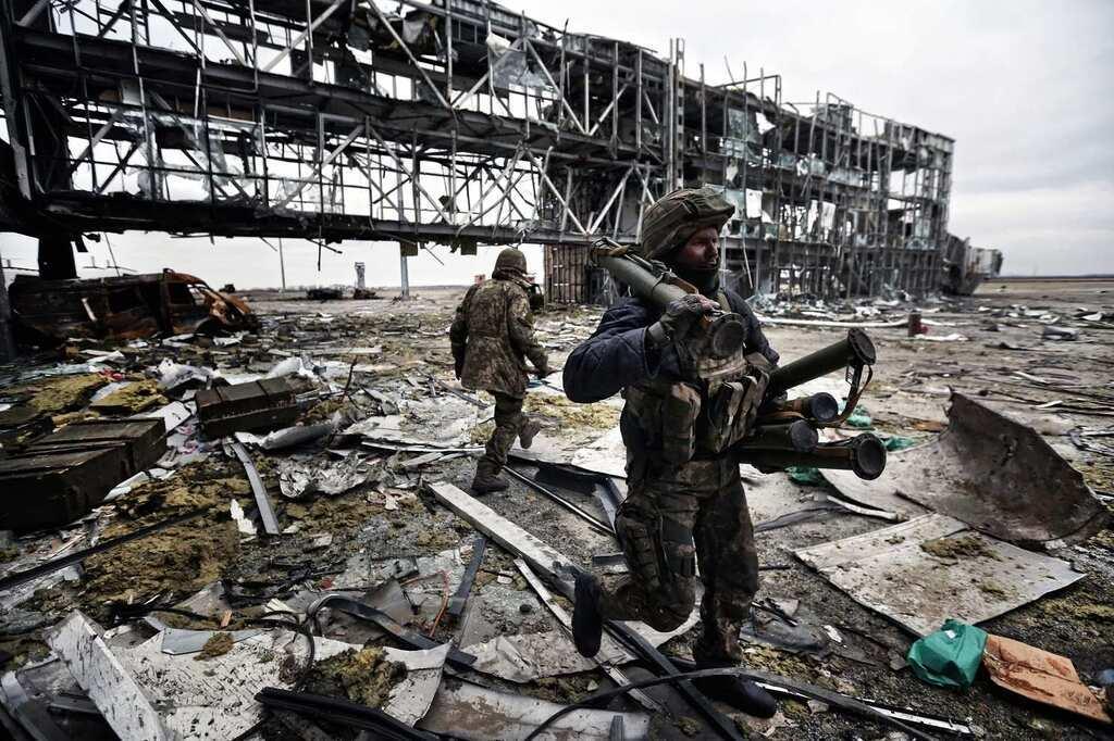 Командир киборгов рассказал, почему сдали ДАП