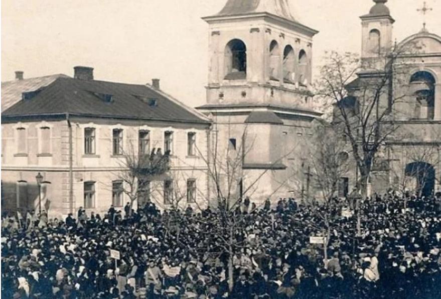 Об'єднання в Станіславі (сучасний Івано-Франківськ)