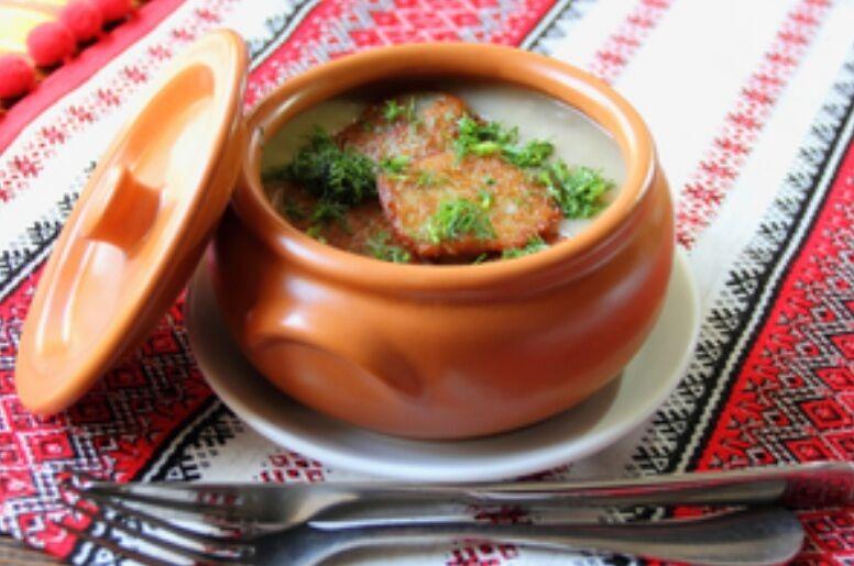 Рецепт потрясающего старинного блюда из картошки
