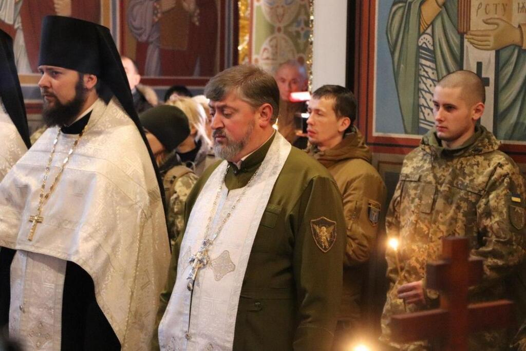 У Києві провели панахиду за загиблими кіборгами