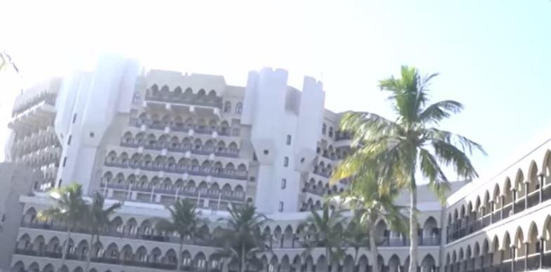 Зеленский отдохнул в Омане