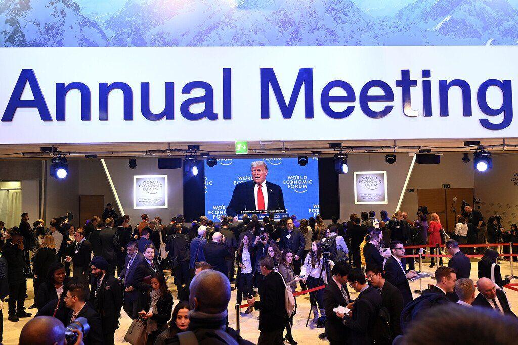 На ВЭФ-2020 съехались 3000 влиятельных лидеров из 117 стран мира