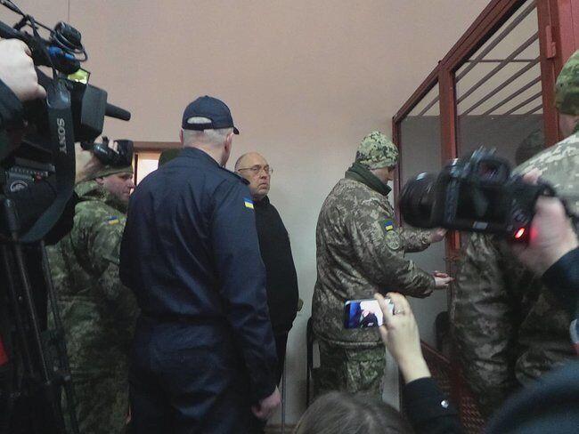 Убийство Гандзюк: суд вынес решение по Павловскому