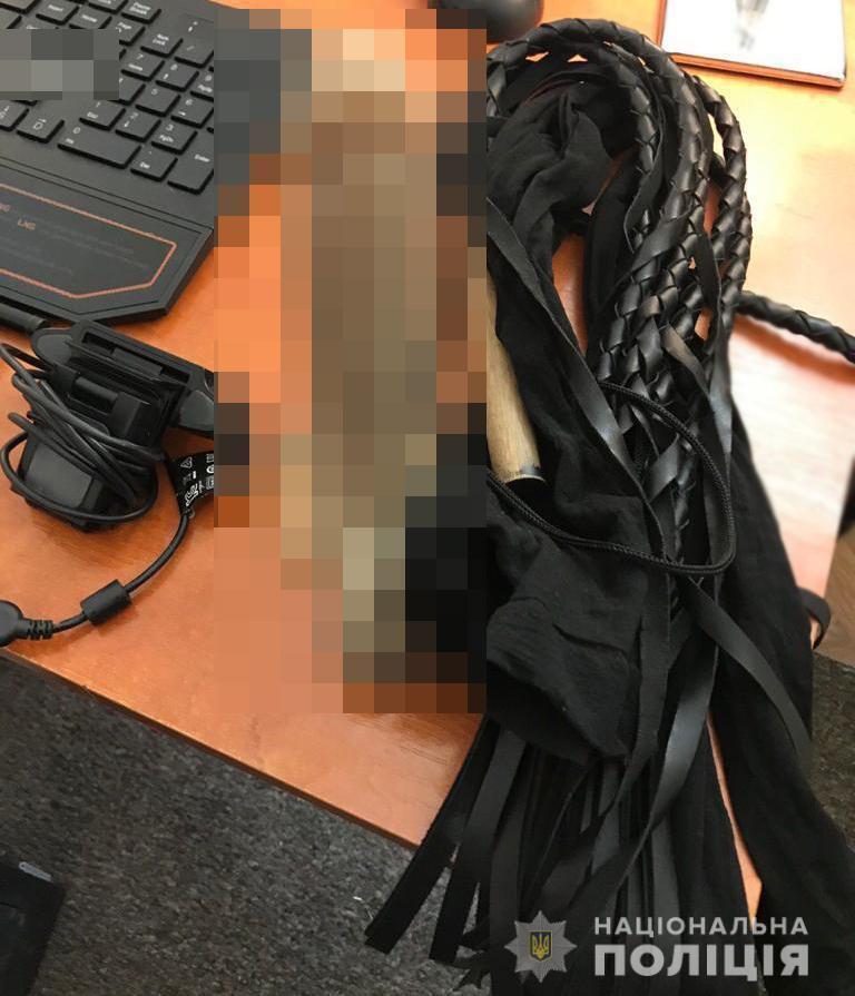 В Киеве полиция накрыла порностудию