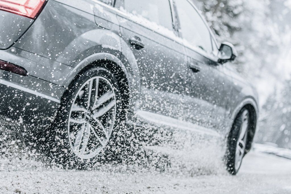 Зимние шины Nokian WR Snowproof разработаны специально для теплой зимы