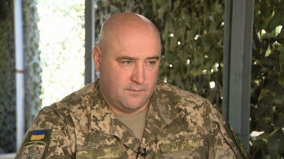 Генерал-майор Олег Микац