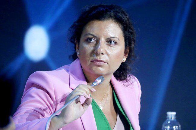 Російська пропагандистка Симоньян потрапила в реанімацію